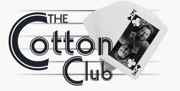 Gambler at The Cotton Club